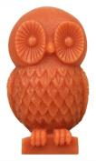 Chesapeake Bay Candle Rustic Gathering 15cm Unfragranced Wax Owl Candle