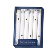 20cm Colonial Candle Classic, White