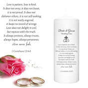 Unity Candles for Wedding Personalised just for you