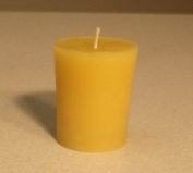 Beeswax Votives: 4 Pack