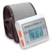 "Silent Vibrating Personal Alarm Clock ""Shake-N-Wake"""