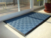 Kempf Water Retainer Mat, 0.6m by 0.9m, Blue