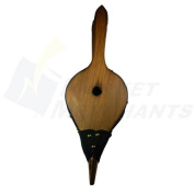 """Fireplace Hearth Woodstove Bellows - EXTRA """"LONG JOHN"""" HANDLE"""