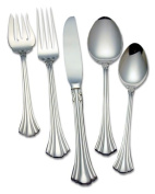 Reed & Barton 1800 18/10 Stainless Steel 5-Piece Place Setting, Service for 1