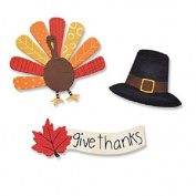 Thanksgiving Icons - Set of 3 Assorted