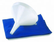 Crestware 16cm Plastic Funnel