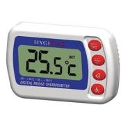 Hygiplas Digital Refrigerator Fridge Freezer Thermometer. See the temperature inside your fridge/freezer without opening the door.