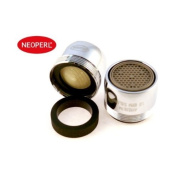 Neoperl 1.0 Gpm Non-pressure Compensating / Aerated Stream Bathroom Faucet Aerator | Low Flow Control