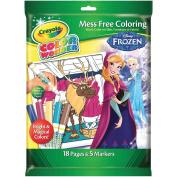 . Frozen Colour Wonder Overwrap
