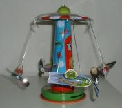 Uglydoll Rocket Ride Wind-Up Tin Toy