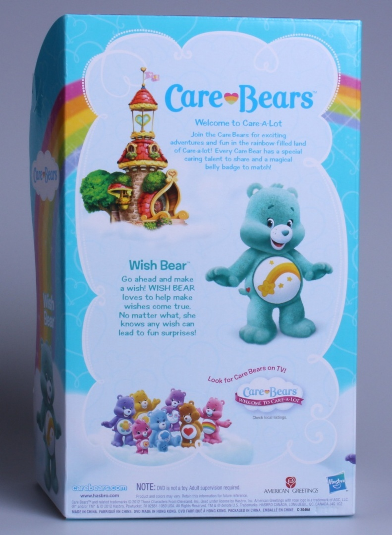Care Bears Wish Bear Toys Buy Online From Fishpond