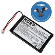 HQRP Battery compatible with RTI 40-210154-17, ATB-950, ATB-950-SANUF, ATB-850, ATB-1200 ATB-1200-SANUF Universal System Controller / Remote Control plus HQRP Coaster