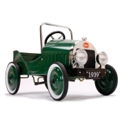 CLASSIC GREEN PEDAL CAR by Baghera