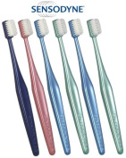 6x Sensodyne Search 3.5 Toothbrush for Sensitive Teeth