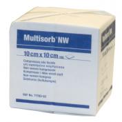 Multisorb Non Sterile Gauze Swabs - 10 x 10cm - Pack 100