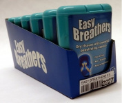 Easy Breathers Decongestion Tissues Pack of 30 X 3 Packs