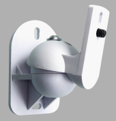 BWC white wall mount bracket (suitable for vertical mounting only) for Sonos Play 3 and Play 1