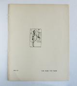 Aubrey Beardsley - Antique Print - Carl Maria Von Weber