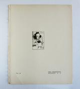Aubrey Beardsley - Antique Print - Felix Mendelssohn Bartholdy