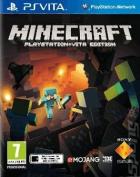 Minecraft ps vita [Region 2]