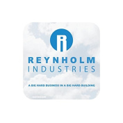 """REYNHOLM INDUSTRIES"" IT CROWD Coaster - TV / Television Themed Design"