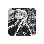"""""""SOME WHO CALL ME"""" HOLY GRAIL Coaster - Film / Movie Themed Design"""