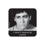 """ALONE"" DONNIE DARKO Coaster - Film / Movie Themed Design"