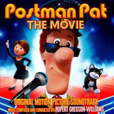 Postman Pat: The Movie [Original Motion Picture Soundtrack]