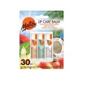 Malibu Blister Lipbalm with SPF30, Mango/ Mint/ Tropical 12 ml