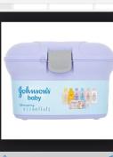 Johnsons baby skin care gift box