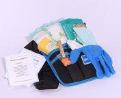 New Dad nappy changing survival tool belt kit! - Fun novelty Paternity leaving gift! - FAST DELIVERY!