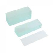 50 Pcs Pre-cleaned Microscope Blank Glass Slides 2.5cm x 7.6cm