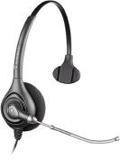 Plantronics SupraPlus HW251/A Wideband Monaural Voice Tube Headset - Black