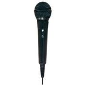 Ex-Pro Black Durable Dynamic Microphone suitable for Vocal / DJ / Singer / Karaoke etc... 3m Cable, 6.35mm connexion