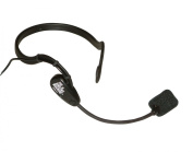 Dynamic Headset Microphone with Elastic Headband and 3.5m Lead
