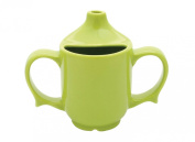 Wade Ceramics Green Dignity Two Handled Feeder Cup