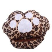 Leopard Cat-Pad USB Heated Foot Warmer
