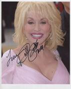 Dolly Parton SIGNED Photo 1st Generation PRINT Ltd 150 + Certificate