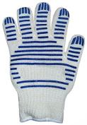 The Legendary Magic Oven Glove Hot Surface Handler (PAIR) - Cook, Adjust, Repair & Work Safely with the glove that can withstand temperatures of up to 540°F - Now with 10x Handling Gloves INCLUDED!
