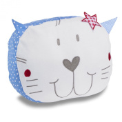 Izziwotnot Petit Henri Cat Cushion