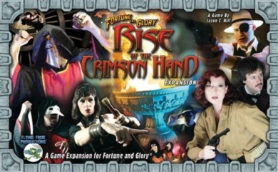 Fortune and Glory Rise of the Crimson Hand