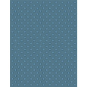 Craftwell USA Teresa Collins Embossing Folder, Stardust