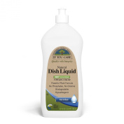 If You Care Natural Dish Liquid, Free and Clear, 740ml