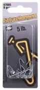 CRL 2.3kg Carded Picture Hangers - 47005