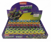 New! (30ct) Teenage Mutant Ninja Turtles Tmnt Stamps Stampers Self-inking Party Favours-30x Stamps