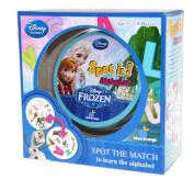Blue Orange Games Spot it! Alphabet - Disney Frozen