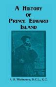A History of Prince Edward Island