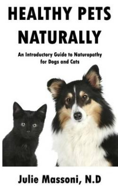 Healthy Pets Naturally: An Introductory Guide to Naturopathy for Dogs and Cats