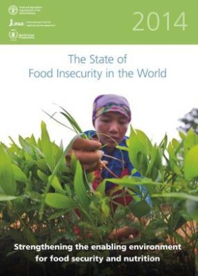 The State of Food Insecurity in the World 2014: Strengthening the Enabling Environment for Food Security and Nutrition