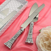 Eiffel Tower design cake set